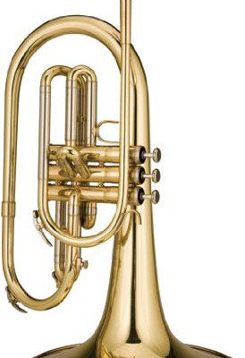 Ravel Student Marching Mellophone w/ Case